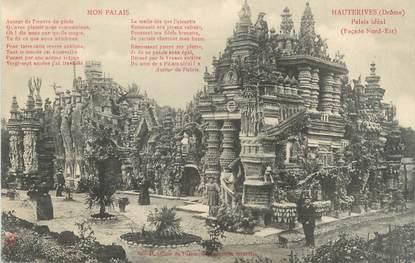 """CPA FRANCE 26 """" Hauterives, Le Palais Idéal"""""""