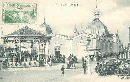"""CPA FRANCE 44 """" Nantes"""" / Exposition de 1904"""