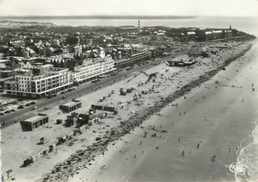 """CPSM FRANCE 62 """" Berck Plage, Vue générale de la plage"""""""