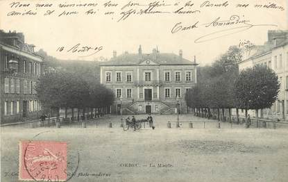 """/ CPA FRANCE 14 """"Orbec, la mairie"""""""