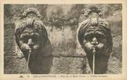"""13 Bouch Du Rhone CPA FRANCE 13 """" Aix en Provence, Vieille fontaine Rue de la Mule Noire"""""""