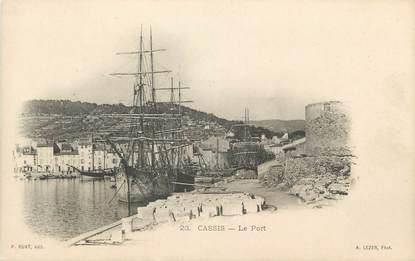 "CPA FRANCE 13"" Cassis, Le port"""