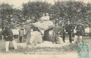 """92 Haut De Seine CPA FRANCE 92 """" Meudon, Le Menhir du Parc de l'Observatoire """""""