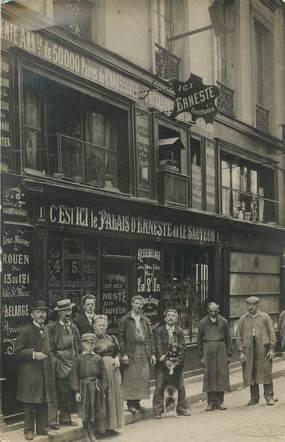 """CARTE PHOTO FRANCE 75 """" Paris, 2ème, Le Palais d'Ernest"""""""