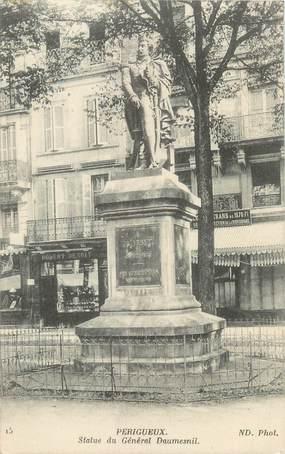 Cpa france 24 p rigueux la statue du g n ral daumesnil 24 dordogne p rigueux 24 ref - La poste daumesnil ...