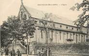 """61 Orne CPA FRANCE 61 """" Bagnoles de l'Orne, L'église"""""""