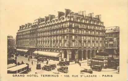 """CPA FRANCE 75008 """" Paris, Le Grand Hôtel Terminus"""""""