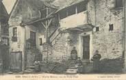 """35 Ille Et Vilaine CPA FRANCE 35 """" Vitré, Vieille maison rue du Puits Pesé"""""""