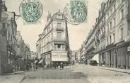 """41 Loir Et Cher CPA FRANCE 41 """" Blois, Les Rues Denis Papin et du Commerce"""""""