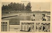 """38 Isere CPA FRANCE 38 """" Bourgoin, La piscine du parc des sports"""""""