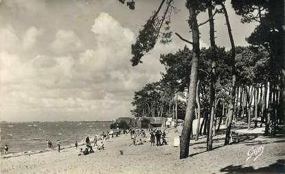 """/ CPSM FRANCE 17 """"Ronce les Bains, la plage et les Pins"""""""