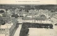 "51 Marne / CPA FRANCE 51 ""Vitry le François, vue panoramique"""