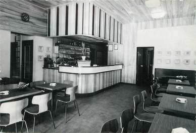"""CPSM FRANCE 57 """" Thionville, Hôtel Brasserie Le Beffroi"""""""