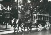 """75 Pari CPSM FRANCE 75 """" Paris en 1900, La Madelaine Bastielle à son départ"""""""