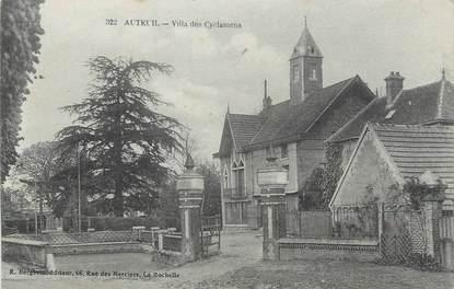 """CPA FRANCE 17 """" Auteuil, Villa des Cyclamens"""""""