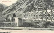 """66 PyrÉnÉe Orientale CPA FRANCE 66 """" Bourrec, Pont du chemin de fer et tunnel"""""""