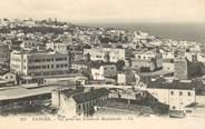 """Maroc CPA MAROC """"Tanger, vue prise des Nouveaux Boulevards"""""""