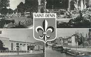 """93 Seine Saint Deni CPSM FRANCE 93 """"St Denis, Vues"""""""