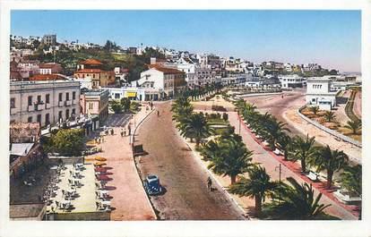 "CPA MAROC ""Tanger, avenue d'Espagne"""