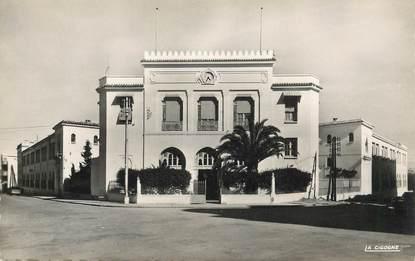 """CPSM MAROC """"Tanger, le Lycée Régnault"""""""