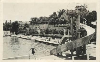 "CPSM MAROC ""Meknès, la piscine"""