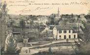 """90 Territoire De Belfort CPA FRANCE 90 """"Env. de Belfort, Morvillars, la Gare"""""""