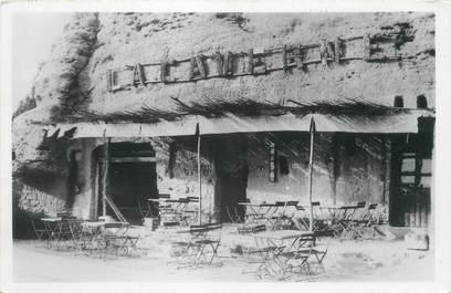 "CPSM FRANCE 84 "" Bollène, Le village troglodyte de Barry"""