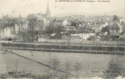 """/ CPA FRANCE 88 """"Charmes sur Moselle, vue générale"""""""