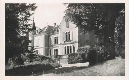 """CPSM FRANCE 38 """"Granieu, Le château"""""""