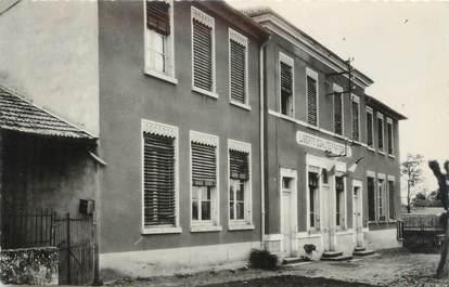 "CPSM FRANCE 38 "" Anthon, La Mairie"" / USAGE TARDIF"