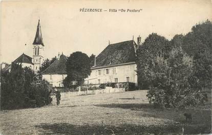 """CPA FRANCE 38 """" Vézeronce, Villa De Pesters"""""""