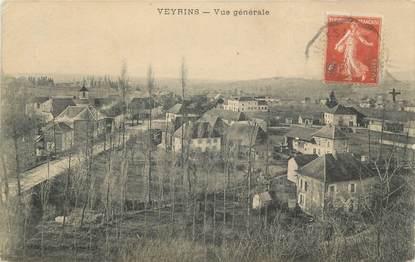 """CPA FRANCE 38 """" Veyrins, Vue générale"""""""
