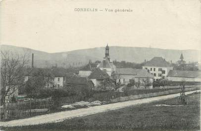 "CPA FRANCE 38 "" Corbelin, Vue générale"""