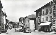"""38 Isere CPSM FRANCE 38 """" Viriville, Place des Buttes"""""""