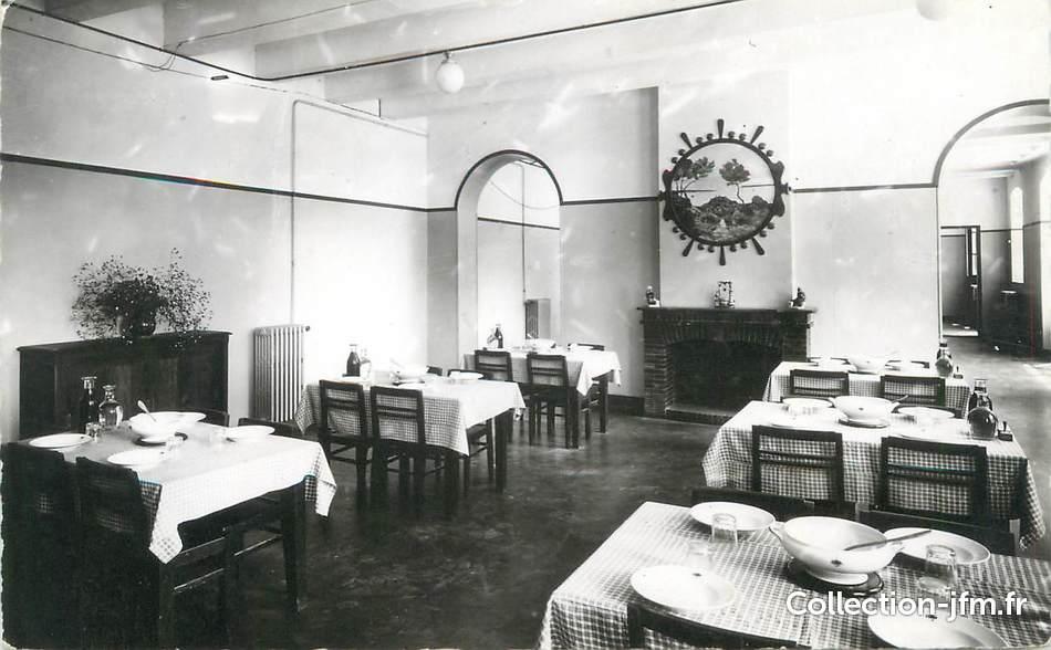 cpsm france 83 signes maison de repos des travailleurs de marseille chibron 83 var. Black Bedroom Furniture Sets. Home Design Ideas