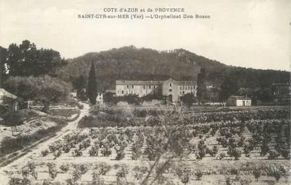 "CPA FRANCE 83 "" St Cyr sur Mer, L'Horphelinat Don Bosco"""