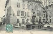 "83 Var CPA FRANCE 83 "" Brignoles, Place Jean Reynaud"""