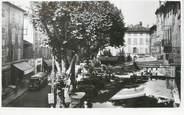 "83 Var CPSM FRANCE 83 "" Brignoles, La Place Caramy"""