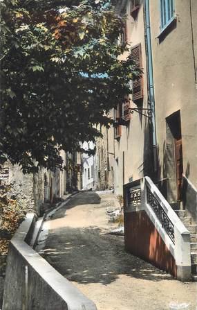 """CPSM FRANCE 83 """" Camps la Source, Rue de la Roquette"""""""