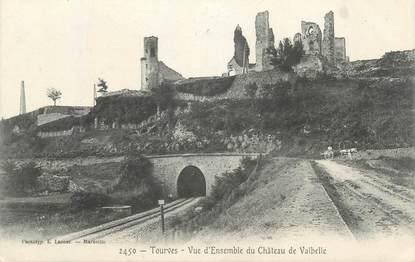 """CPA FRANCE 83 """"Tourves, Vue d'ensemble du Château de Valbelle"""""""