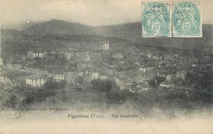 """CPA FRANCE 83 """"Figanières, Vue générale"""""""