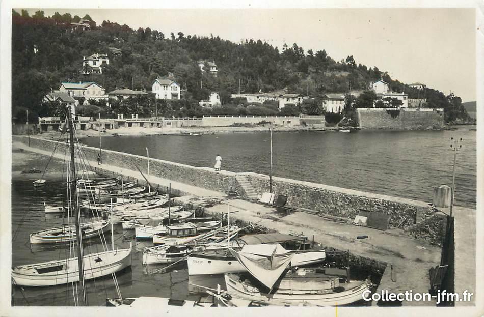Cpsm france 83 le lavandou le port 83 var le lavandou 83 ref 182483 collection - Restaurant le lavandou port ...