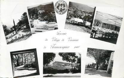 """CPSM FRANCE 83 """"Pramousquier, Vues"""""""
