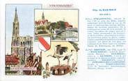 """67 Ba Rhin / CPA FRANCE 67 """"Strasbourg, dép du bas Rhin"""""""