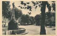 """83 Var CPA FRANCE 83 """" Cuers, Place Carnot"""""""