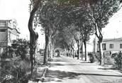 """83 Var CPSM FRANCE 83 """" Cuers, Le Boulevard de la Gare"""""""