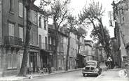 """83 Var CPSM FRANCE 83 """" Puget Ville, La grande rue"""""""