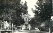 """83 Var CPSM FRANCE 83 """" Puget Ville, La Place de l'Eglise"""""""