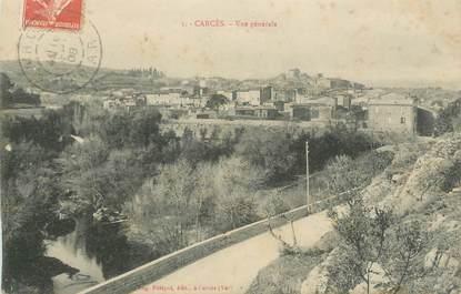 "CPA FRANCE 83 "" Carcès, Vue générale"""