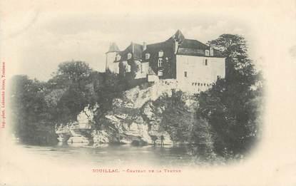 """/ CPA FRANCE 46 """"Souillac château de la Treyne"""""""